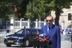 तुर्की ने रूसी एस-400 रक्षा प्रणाली का परीक्षण किया : राष्ट्रपति