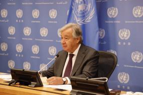 संयुक्त राष्ट्र प्रमुख ने दक्षिण पूर्व एशिया में भू-राजनैतिक प्रतिस्पर्धा पर जताई चिंता