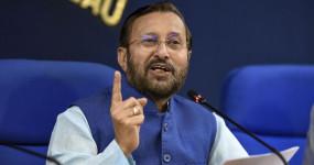 विपक्ष पर निशाना: केन्द्रीय मंत्री जावड़ेकर बोले- कृषि कानून पर दलालों के दलाल बन गए हैं विपक्षी दल