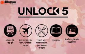 Unlock 5: महाराष्ट्र सरकार ने जारी किए अनलॉक 5 के दिशा-निर्देश, मेट्रो सेवाएं शुरू होंगी, मंदिर अभी भी नहीं खुलेंगे