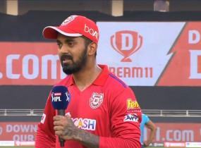 IPL-13: राहुल ने कहा- हम अपनी रणनीति को अच्छे से लागू नहीं कर पा रहे