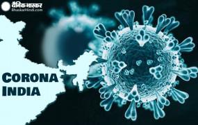 Coronavirus in India: देश में कोरोना संक्रमितों की संख्या 81 लाख 37 हजार के पार, एक लाख 21 हजार 641 लोगों की मौत