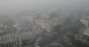 दिल्ली में दर्ज हुआ सीजन का सबसे खराब एक्यूआई