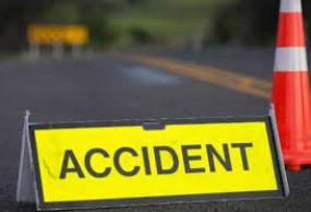 यवतमाल : सड़क हादसे में 2 की मौत, 1 घायल