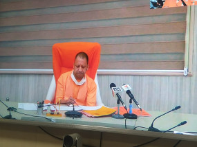 योगी ने उप्र में दुर्गा पूजा आयोजन की अनुमति दी