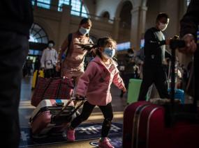 चीन में कोरोना के 15 नए आयातित मामले