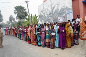 UP Election Live: उत्तर प्रदेश में 11 बजे तक 18.49 प्रतिशत मतदान