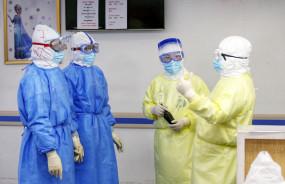 चीन में कोरोना के 20 नए आयातित मामले