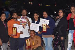 बालाघाट जिले के 3 युवा पॉवर लिफ्टर ने जीता गोल्ड मेडल