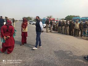 हरियाणा में अवैध आव्रजन मामले में 377 लोग गिरफ्तार