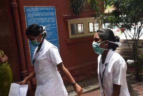 केरल में कोरोना के 3,966 नए मामले