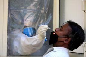 भारत में कोविड के 44 हजार नए मामले, कुल आंकड़ा 88 लाख के करीब