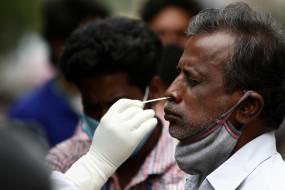केरल में कोरोना के 5,804 नए मामले