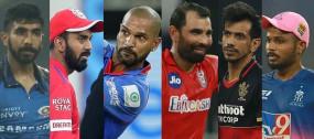 आईपीएल-13 में 6 खिलाड़ियों ने खुद को रिफ्रेश किया