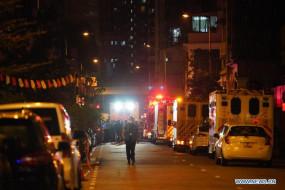 हांगकांग में एक इमारत में लगी आग, 7 की मौत