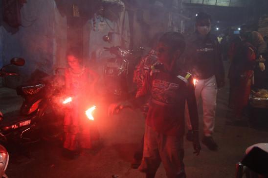 दीपावली पर 70 फीसदी लोगों ने नहीं छोड़े पटाखे : दिल्ली सरकार