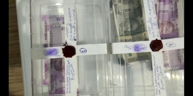 बेंगलुरु में 7.8 लाख नकली नोट बरामद