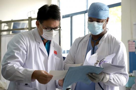 चीनी मेनलैंड में कोविड के 8 नए आयातित मामले