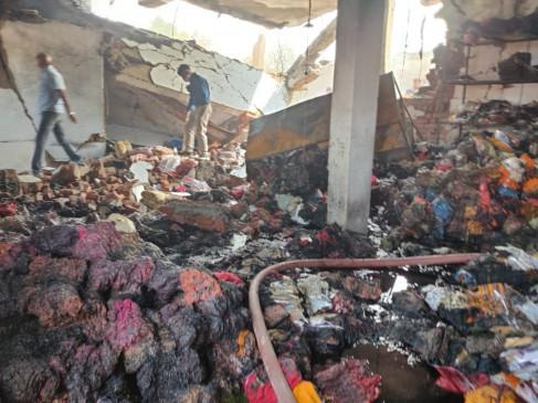 अहमदाबाद फैक्ट्री में ब्लास्ट में 9 की मौत
