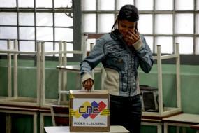वेनेजुएला विधानसभा चुनावों के लिए सभी तैयारियां पूरी