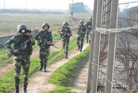 संघर्ष विराम उल्लंघन के बीच सेना ने पाकिस्तान की घुसपैठ की कोशिश को नाकाम कर दिया