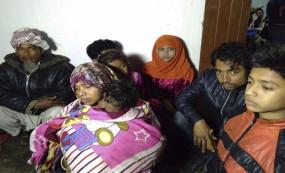 म्यांमार से आए और 8 रोहिंग्या असम में गिरफ्तार