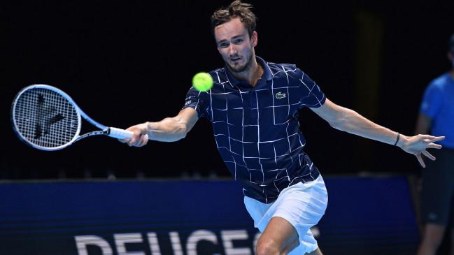 ATP Finals 2020: डेनिल मेदवेदेव एटीपी फाइनल्स के सेमीफाइनल में पहुंचे, वर्ल्ड नंबर-1 नोवाक जोकोविक को हराया
