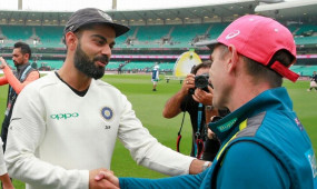 AUS VS IND: ऑस्ट्रेलिया के कोच जस्टिन लैंगर ने कहा-मैंने जितने खिलाड़ी देखें हैं उनमें से कोहली सर्वश्रेष्ठ