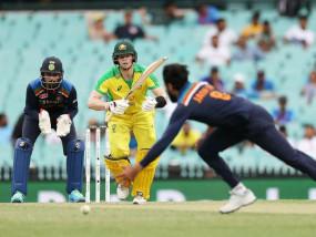 AUS VS IND 2nd ODI Live: ऑस्ट्रेलिया का स्कोर 350 के पार, मैक्सवेल अर्धशतक के करीब