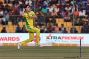 AUS VS IND: कमिंस ने कहा- भारत के खिलाफ ऑस्ट्रेलिया को मिलेगा घर में खेलने का फायदा