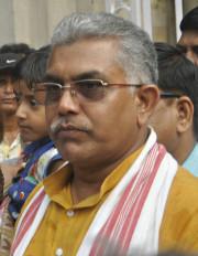 भाजपा नेता दिलीप घोष बोले- बंगाल दूसरा कश्मीर है