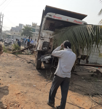 जबलपुर में बड़ा हादसा टला