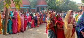 बिहार विधानसभा चुनाव संपन्न, अंतिम चरण में 5 बजे तक 54.06 फीसदी मतदान