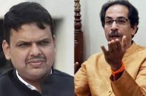 बिहार चुनाव : 22 सीटों पर शिवसेना को मिले सिर्फ 20 हजार वोट, बीजेपी ने कसा तंज