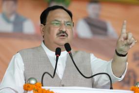 बिहार बाहुबल से निकलकर विकासबल की ओर बढ़ चला है : नड्डा