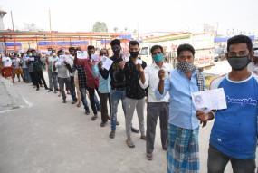 बिहार : दूसरे चरण में 94 क्षेत्रों में मतदान शांतिपूर्ण संपन्न, 54 फीसदी वोटिंग