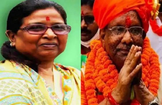 बिहार: तारकिशोर और रेणु देवी भाजपा विधायक दल के नेता और उपनेता, दोनों डिप्टी सीएम की रेस में सबसे आगे