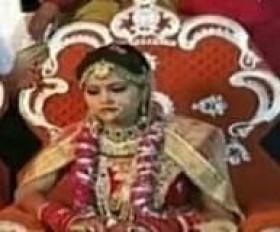 बिकरू नरसंहार के आरोपी की नाबालिग पत्नी अस्पताल में भर्ती