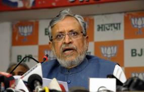 बीजेपी ने बिहार से सुशील कुमार मोदी को दिया राज्यसभा का टिकट