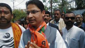 भाजपा सांसद का दावा- टीएमसी के 50 से ज्यादा नेता पार्टी छोड़ बीजेपी में होंगे शामिल