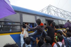 दिवाली पर बसों में बढ़ रही भीड़, 39 लाख यात्री कर सकते हैं सफर