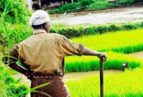 किसानों की मांगों को लेकर हुआ चक्काजाम आंदोलन