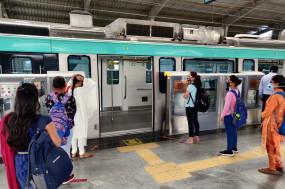 किसान आंदोलन के मद्देनजर दिल्ली मेट्रो की सेवाओं में बदलाव