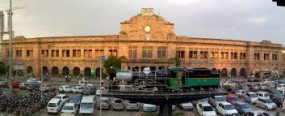 नागपुर रेलवे स्टेशन पर 1270 यात्रियों की हुई जांच, पाबंदी वाले क्षेत्रों से आए थे