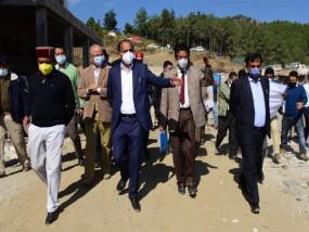 मुख्यमंत्री ने मल्टीस्पेश्येलिटी अस्पताल चमियाना का कार्य जून 2021 तक पूर्ण करने के निर्देश दिए