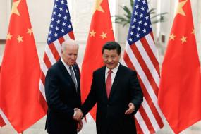 चीनी राष्ट्रपति ने जो बाइडेन को बधाई दी