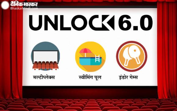 Unlock 6.0 : महाराष्ट्र में खुलेंगे सिनेमा हॉल, स्विमिंग पूल, पढ़े राज्य सरकार की पूरी गाइडलाइन