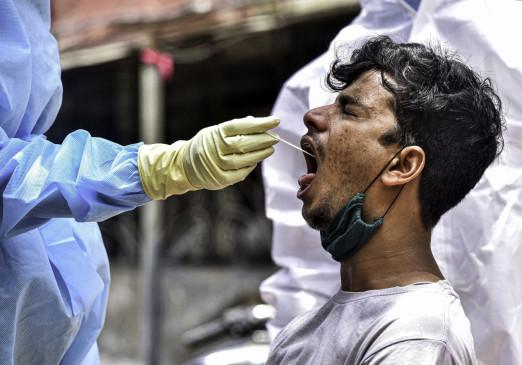 जम्मू-कश्मीर में कोरोना 572 नए मामले