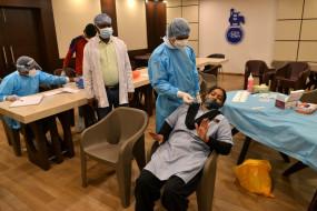 कोरोना के सक्रिय मामलों में अक्टूबर से आई कमी, रिकवरी में सुधार : स्वास्थ्य मंत्रालय