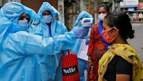 Coronavirus India: बीते 24 घंटे में 41 हजार नए संक्रमित दर्ज किए, कुल मामले 93.51 लाख से अधिक